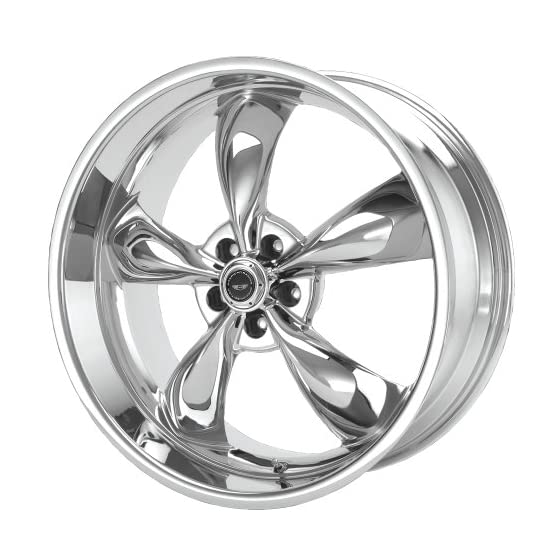 American Racing Torq Thrust M AR605 Chrome Wheel (17×8″/5×114.3mm)