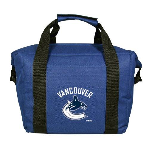 NHL Vancouver Canucks Soft Sided 12-Pack Kooler Bag