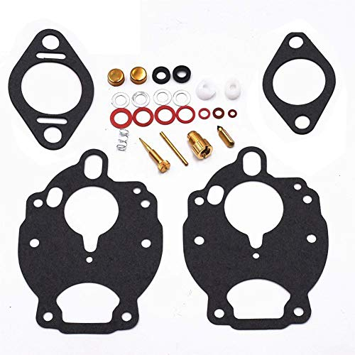 New Carburetor Repair Kit For Zenith 267 carburetor models International Farmall Deere Allis Ford - Carburetor Kit Zenith