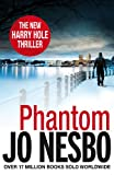 Phantom by Jo Nesbo front cover