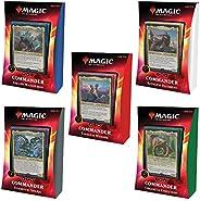 Magic The Gathering Ikoria: Lair of Behemoths Commander Decks | All 5 Decks | 20 Foil Legendary Creatures
