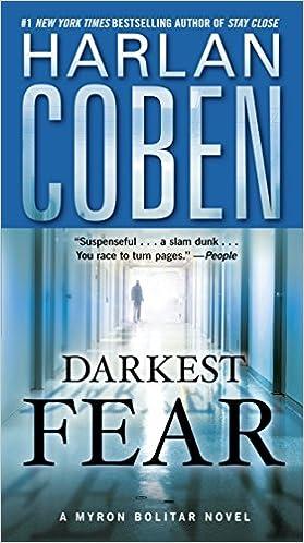Amazon Fr Darkest Fear A Myron Bolitar Novel Harlan