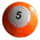 #2 Gaint Snookball Snook Ball Snooker Street Soccer Ball Game Huge Billiards Pool Football Sport Toy Poolball