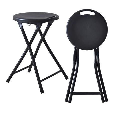 Amazon.com: Ch-AIR Taburete plegable / silla de viaje ...