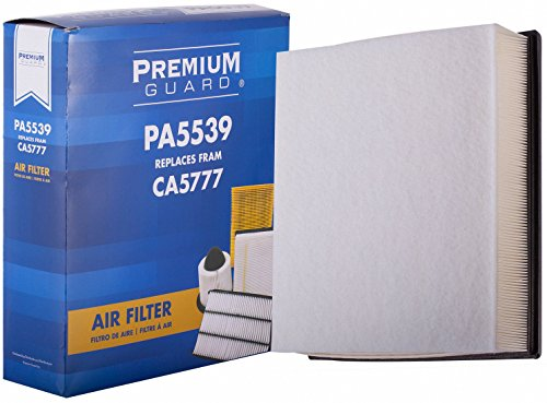 PG Air Filter PA5539 | Fits 2003-06 Dodge Sprinter 2500, 2003-06 Sprinter 3500, 2002-06 Freightliner Sprinter 2500, 2002-06 Sprinter 3500