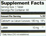 21st Century Lutein 10 mg Tablets 60 Count Discount