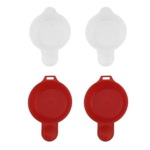 2 Conjunto Inicio Microondas Huevo recipiente de plástico ...