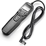 Neewer Shoot Digital Intervalometer Timer Remote Control EZA-N1 For Nikon D2, D2H, D2Hs, D1x, D1h, D1, D2x, D2Xs, D200, D300, D3, D3X, D3S, D4s D4 D2HS, D300S, D700, D810 D800 D800E, F5, F6, F100, F90, F90x,Kodak DCS-14n, Fujifilm Finepix S3pro, S5pro