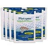 Platypus Orthodontic Flosser 30 Count Bag (6 Pack)