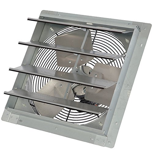 Dayton 7F667 Attic Exhaust Fan With 1/20 Horse Power