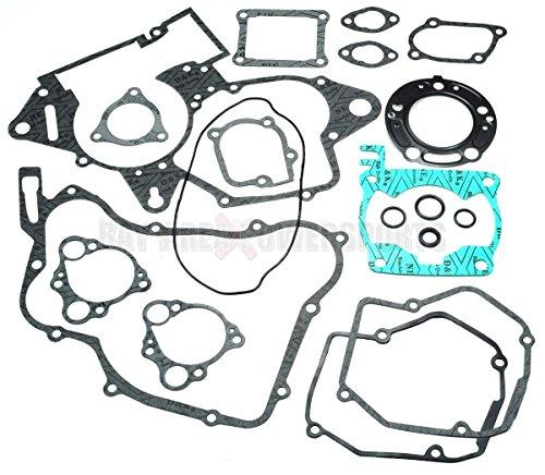 Cr125 Engine - 757 Complete Engine Rebuild Gasket Kit Honda CR125 CR 125 R Cr125R 00-02 00 01 02