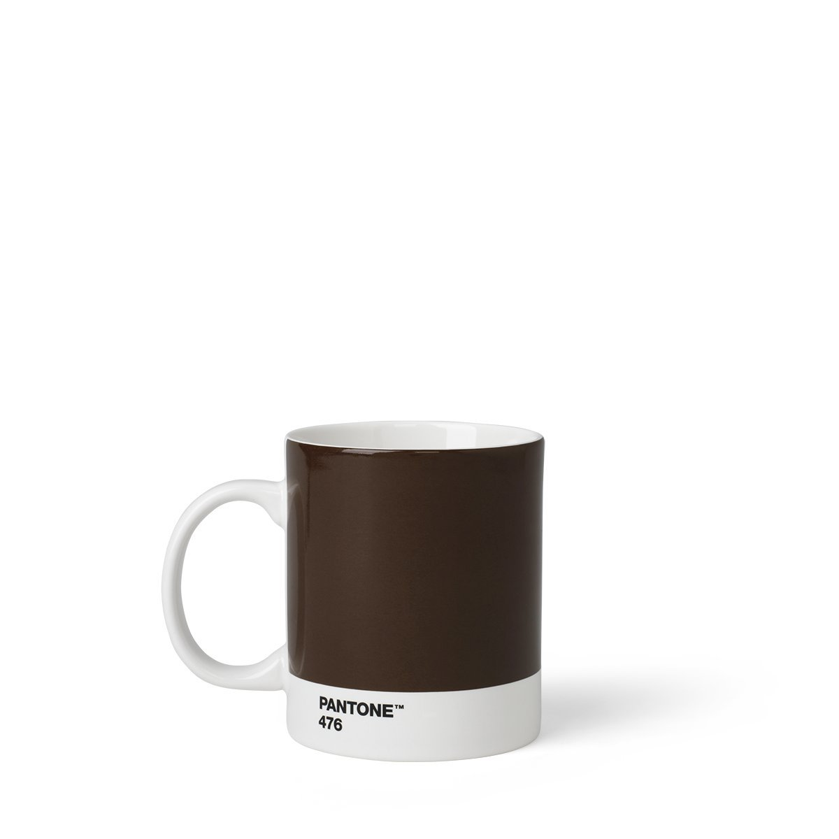Ceramic One Size Coffee//Tea Cup COY Pantone Mug Ultra Violet 18-3838 Fine China 375 ml