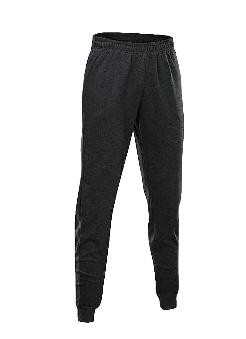 Macondoo Mens Sport Fitness Elastic Waist Fast Dry Trousers Jogger Pants