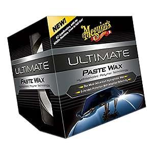 Meguiar's G18211 Ultimate Paste Wax - 11 oz.