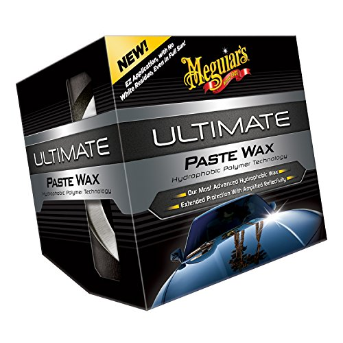 Meguiar's G18211 Ultimate Paste Wax – 11 oz.