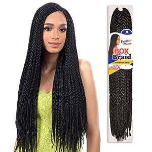 Amazon.com : FreeTress Synthetic Hair Crochet Braids Box ... - photo #25