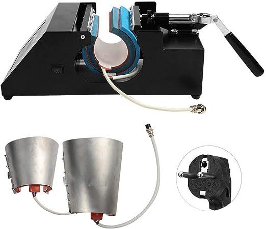 Impresora de Tazas, Sublimación de Transferencia Digital 4 en 1 ...