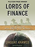 img - for Lords of Finance: The Bankers Who Broke the World [MP3 AUDIO] [UNABRIDGED] (MP3 CD) book / textbook / text book