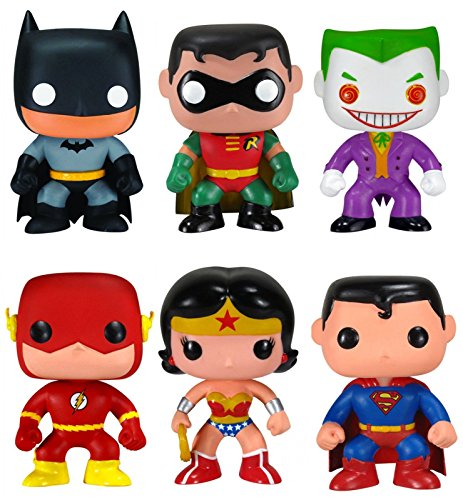 Funko Pop! Heroes DC Universe Classic Co - Pop Collection Shopping Results