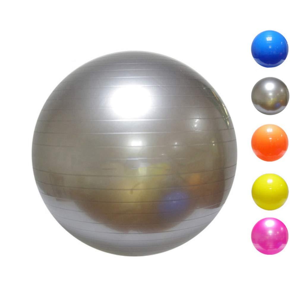 ZENWEN Balle De Yoga Fitness Balle Formation Sportive Balle De Fitness éPaissie Anti-DéFlagrant Balle De Massage Balle De Yoga 75Cm