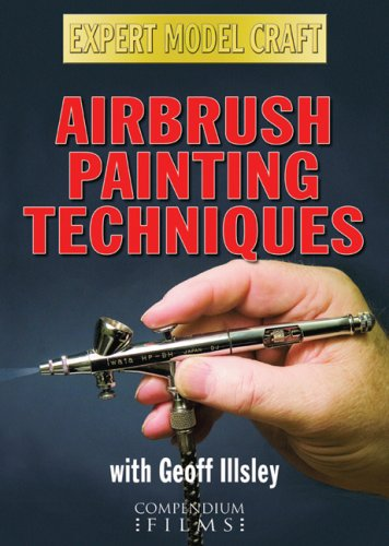 Airbrush Painting Techniques (Expert Model Craft) (Airbrush Dvd Videos)