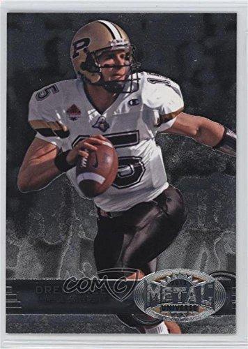 (Drew Brees (Football Card) 2012 Fleer Retro - 1997-98 Fleer Metal #M-40)