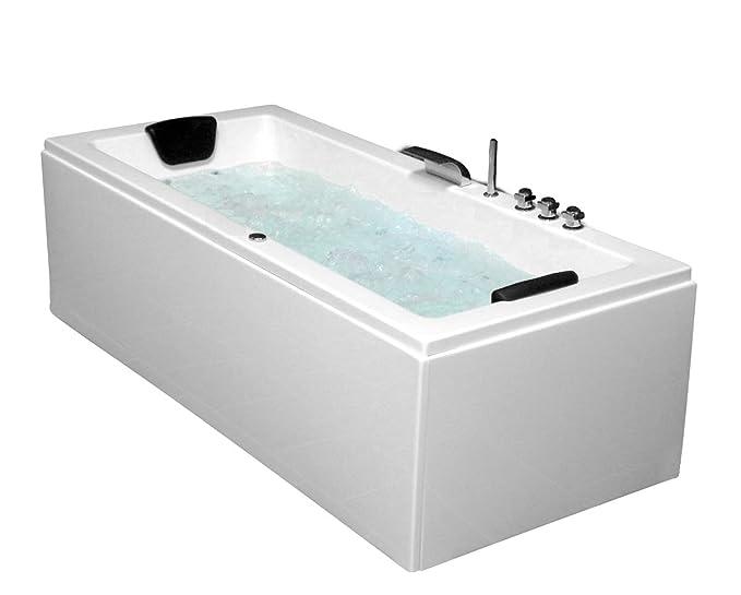 Altezza Vasca Da Bagno Angolare : Whirlpool vasca da bagno venezia made in germany destra o sinistra