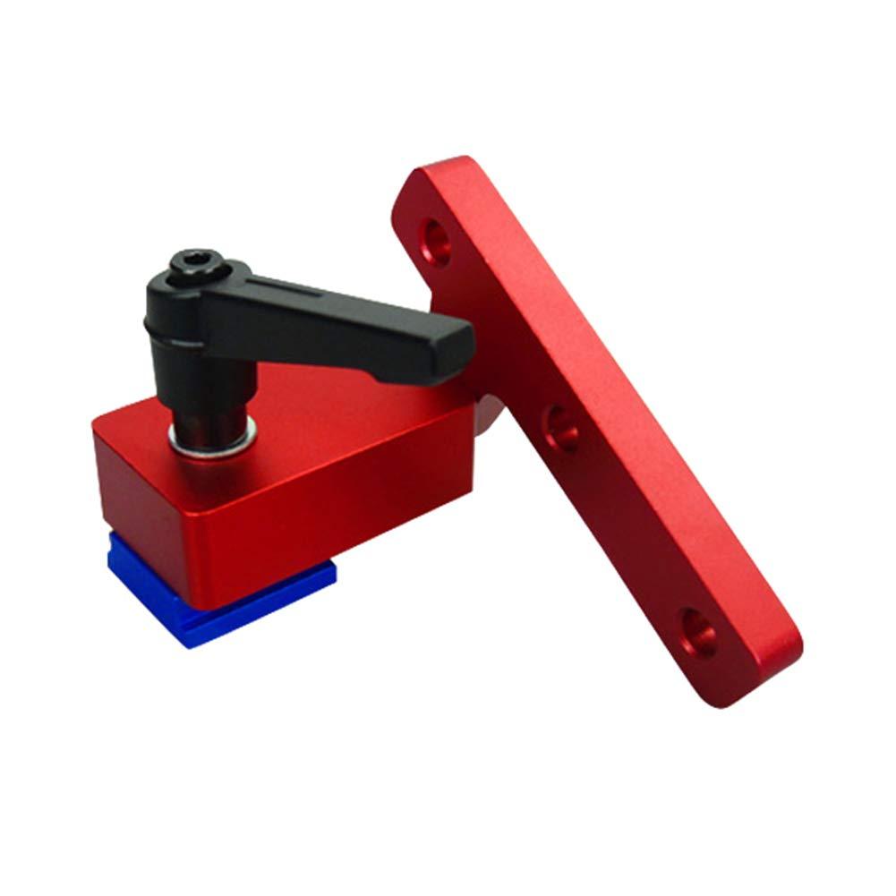 Klinkamz - 1 pièce - Limiteur d'onglet en alliage d'aluminium - Haute précision