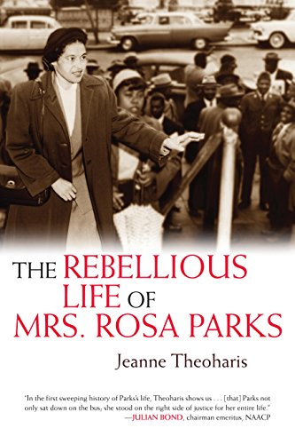 Amazon the rebellious life of mrs rosa parks ebook jeanne the rebellious life of mrs rosa parks by theoharis jeanne fandeluxe Image collections