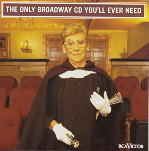 The Only Broadway CD/Cassette ...
