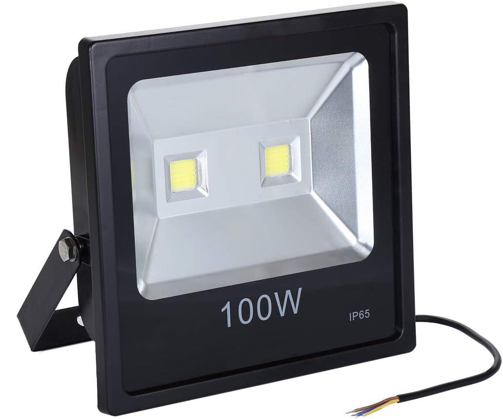 50W 100W 150W Modular LED Work Floodlight Indoor Outdoor Warm Cool Lamp Light UK
