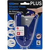 Plus Paper Clinch Stapleless Stapler