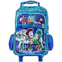 Mala Escolar G com Rodinhas, Dermiwil, Disney Toy Story, 52194