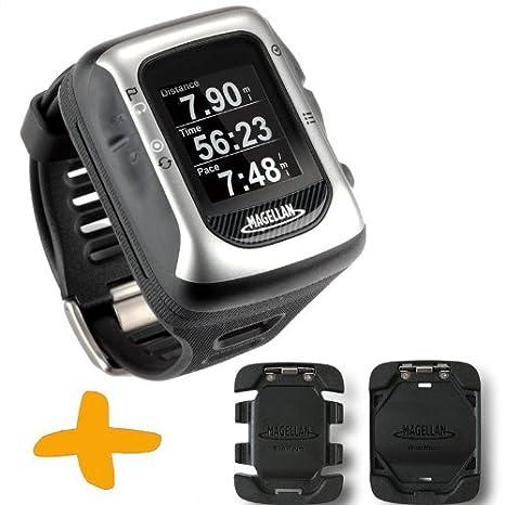 Magellan Switch UP GPS reloj deportivo w / Monturas (Crossover Reloj GPS para múltiples actividades