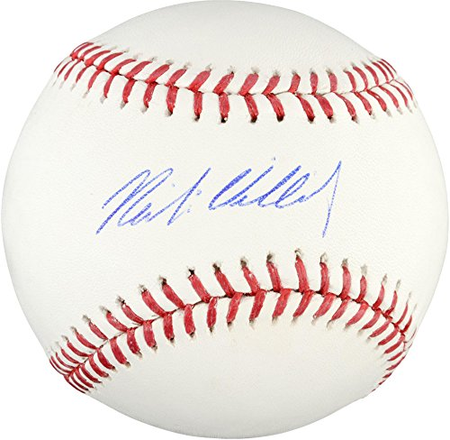Nick Williams Philadelphia Phillies Autographed Baseball - Fanatics Authentic Certified - Autographed (Williams Autograph Baseball)