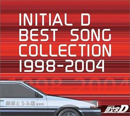 頭文字D BEST SONG COLLECTION 1998-2004 サウンドトラック