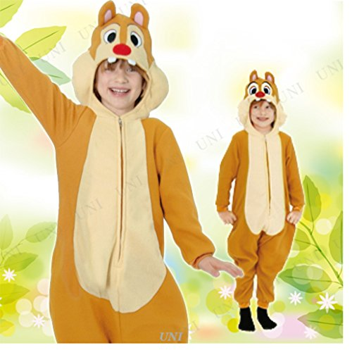 Disney Chip & Dale -- Dale Costume -- Child M Size (Chip And Dale Chipmunk Costumes)