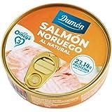 Dumon - 24 Unidades de 160 gr de Conservas de Salmon Noruego Fresco Gourmet Premium listo para comer. Pescado enlatado…