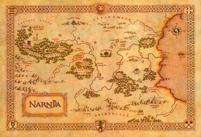 Chronicles of Narnia: The Lion, the Witch and the Wardrobe Poster Movie Z