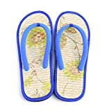 Bamboo Flip Flop Sandals Beach Summer (11 US, A)