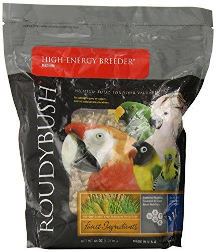 Roudybush Breeder (Roudybush High Energy Breeder Bird Food, Medium, 44-Ounce)