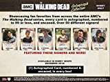 2018 Topps AMC The Walking Dead Autograph Collection Hobby BOX (Factory Sealed)