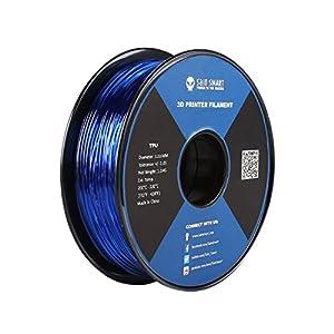 SainSmart 3mm TPU 3D Printing Filament, 1.0 kg, Blue