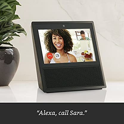 Echo Show - 1st Generation Black 4