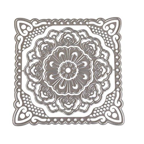 TOPUNDER Metal Cutting Dies Stencils DIY Scrapbooking Album Paper Card -