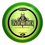 Discraft 167-169 Undertaker Plastic Flying Disc, Assorted