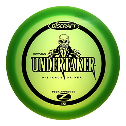 Discraft 173-174 Undertaker Plastic Flying Disc, Assorted