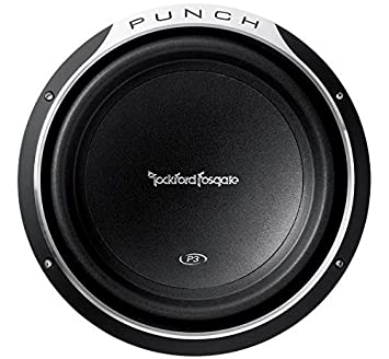 Rockford Fosgate Punch Subwoofers @LightAV.com 877-390-1599 ...