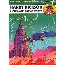 Harry Dickson 05  L'étrange lueur verte