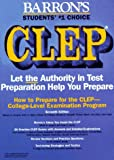 How to Prepare for the College-Level Examination Program, CLEP, General Examinations, William C. Doster, 0812090071